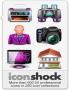 IconShock 2.0 screenshot