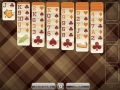 Thanksgiving Yukon Solitaire 1.0 screenshot