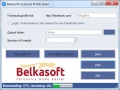 Belkasoft Facebook Profile Saver 1.0 screenshot