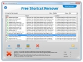Free Shortcut Remover 4.2.1 screenshot