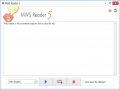 MWS Reader 5.5 screenshot
