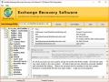 EDB to PST Recovery Software 8.7 screenshot