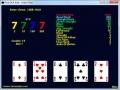 VCL Video Poker 1.1 screenshot