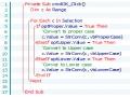 VBAcodePrint 8.0.20 screenshot
