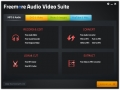All Free Audio Video Studio 2.7.1 screenshot