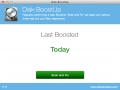 Disk BoostUp 1.0 screenshot