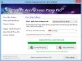 ChrisPC Anonymous Proxy Pro 7.50 screenshot