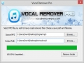 Vocal Remover Pro 1.0 screenshot