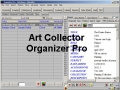 Art Collector Organizer Pro 3.2 screenshot