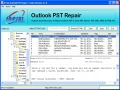 Outlook PST Repair Utility 1.0 screenshot