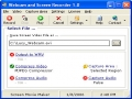 Webcam and Screen Recorder 8.0.023 screenshot