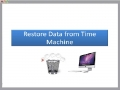 Restore Data from Time Machine 1.0.0.25 screenshot