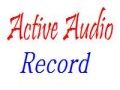 Active Audio Record Component 2.0.2014.401 screenshot