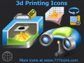 3D Printing Icons 2015.1 screenshot