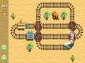 Puzzle Rail Rush Lite 1.3 screenshot