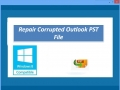Repair Corrupted Outlook PST File 3.0.0.7 screenshot