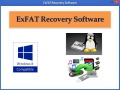 ExFAT Recovery Software 4.0.0.34 screenshot
