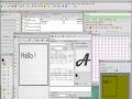 Bitmap2LCD 3.8e screenshot