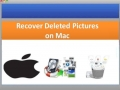 Recover Deleted Pictures on Mac 3.0.0.7 screenshot