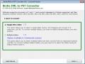Convert Windows Live Mail into Outlook 7.0.6 screenshot