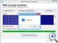 MSG to VCF Converter 3.5.9 screenshot