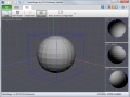 MeshMagic 3D Modeling Software Free 1.10 screenshot