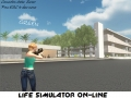 Life Simulator On Line 3.3 screenshot