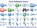 Avia Software Icons 2015.1 screenshot