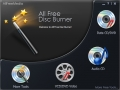 Free Disc Burner Platinum 3.5.7 screenshot