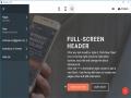 MobiRise Mobile Website Builder 1.9 screenshot