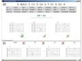 3DGame3D Guitar Chords Library 1.0 screenshot