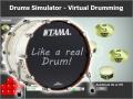 Falcogames Drums Simulator 1.1 screenshot