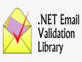 .NET Email Validation Library 2.20 screenshot