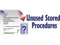 Unused Stored Procedures 1.20 screenshot