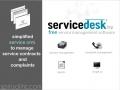 ServiceDesk Lite 2016 (Free Service CRM) 1.0 screenshot