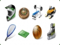 Icons-Land Vista Style Sport Icon Set 2.0 screenshot