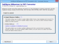 MDaemon Data Conversion 6.6.6 screenshot