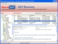 Sucessfully Recover OST to PST 1.0 screenshot