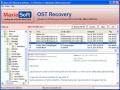 MaxiaSoft Recover Corrupt OST File 1.0 screenshot