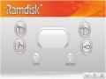 GiliSoft RAMDisk 6.6.8 screenshot