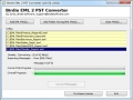 Convert .EML to .PST 6.9.1 screenshot