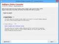 Zimbra Email Conversion 8.3.5 screenshot