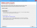 Import TGZ File Outlook 2010 8.3.5 screenshot
