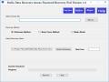 Stella Access Password Recovery software 1.0 screenshot