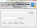 Remove Password From PST File 1.0 screenshot