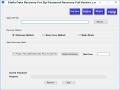 Zip password recovery tool 3.0 screenshot