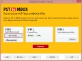 Best PST to MBOX Converter 4.3 screenshot