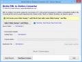 Convert EML Files to Zimbra Desktop 3.0 screenshot