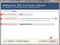 Windows Mail to Adobe PDF Free Software 6.0 screenshot