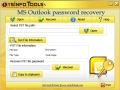 SysInfoTools Outlook Password Recovery 2.0 screenshot